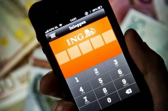 Storing ING bank